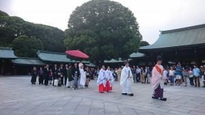 Szintoistyczna ceremonia ślubna